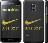 "Чехол на Samsung Galaxy S5 mini G800H Nike 3 ""448c-44"""
