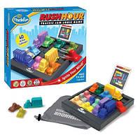 Настольная игра-головоломка Rush Hour (Час пик) ThinkFun 5000-WLD