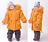 Детский комбинезон для девочки зима 2020 очень теплый, фото 10
