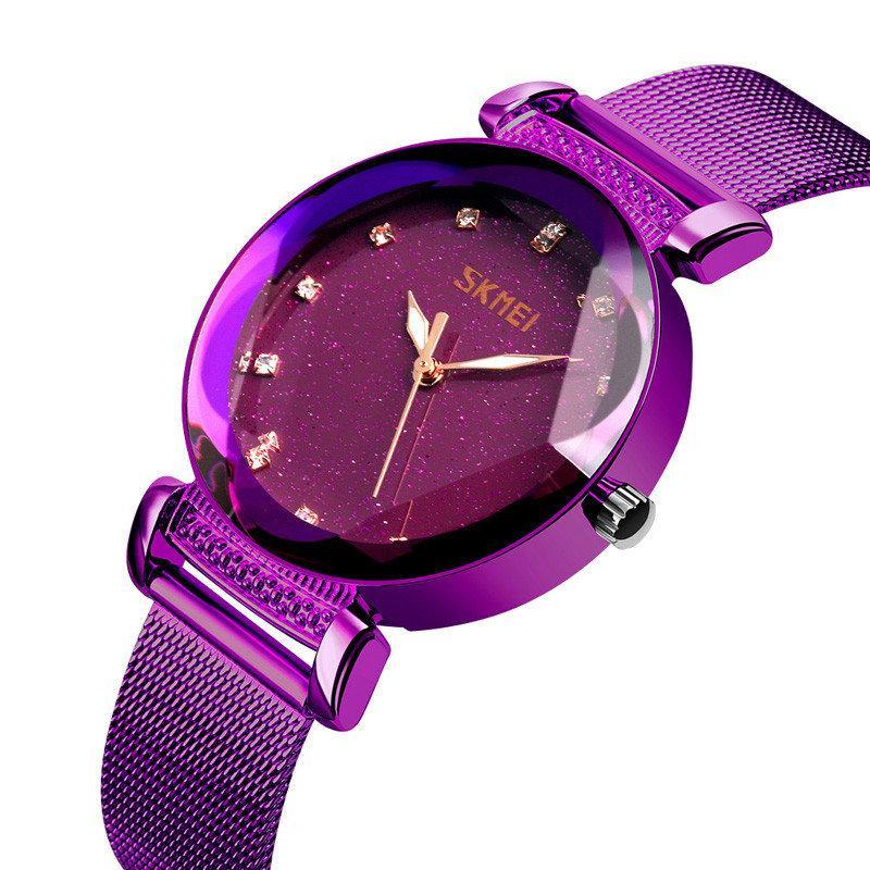 Оригинальные часы Skmei 9188 ( Скмей ) Arrogant violet