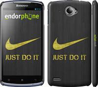 "Чехол на Lenovo S920 Nike 3 ""448c-53"""