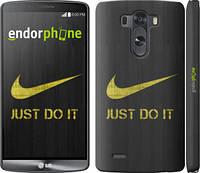 """Чехол на LG G3 dual D856 Nike 3 """"448c-56"""""""