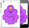 "Чехол на iPad mini Принцесса Пупырка. Adventure Time. Lumpy Space Princess v2 ""1221c-27"""