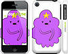 "Чехол на iPhone 3Gs Принцесса Пупырка. Adventure Time. Lumpy Space Princess v2 ""1221c-34"""