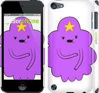 "Чехол на iPod Touch 5 Принцесса Пупырка. Adventure Time. Lumpy Space Princess v2 ""1221c-35"""