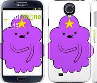 "Чехол на Samsung Galaxy S4 i9500 Принцесса Пупырка. Adventure Time. Lumpy Space Princess v2 ""1221c-13"""