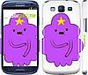 "Чехол на Samsung Galaxy S3 i9300 Принцесса Пупырка. Adventure Time. Lumpy Space Princess v2 ""1221c-11"""