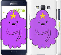 "Чехол на Samsung Galaxy A5 A500H Принцесса Пупырка. Adventure Time. Lumpy Space Princess v2 ""1221c-73"""