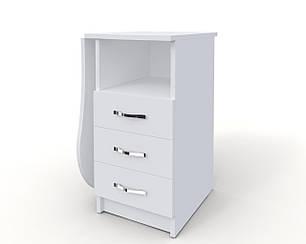 Маникюрный складной стол Markson Эстет компакт М100, со складывающейся столешницей