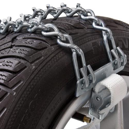 Цепи-браслеты на колеса MODEL3 NLE-30 (в пластиковом боксе 4шт.)