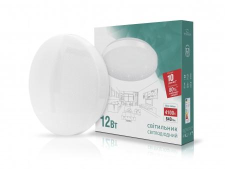 LED светильник настенно-потолочный TITANUM 12W 4100K 220V (TLCL-12C) Кольца 24981