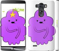 "Чехол на LG G3 dual D856 Принцесса Пупырка. Adventure Time. Lumpy Space Princess v2 ""1221c-56"""