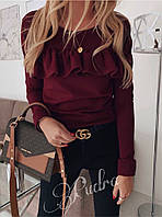 Женская модная кофточка 3 расцветки