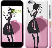 """Чехол на iPhone 6 Принцесса 2 """"1993c-45"""""""
