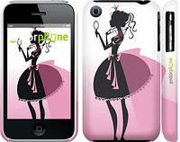 """Чехол на iPhone 3Gs Принцесса 2 """"1993c-34"""""""