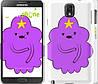 "Чехол на Samsung Galaxy Note 3 N9000 Принцесса Пупырка. Adventure Time. Lumpy Space Princess v2 ""1221c-29"""