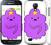 "Чехол на Samsung Galaxy S4 mini Принцесса Пупырка. Adventure Time. Lumpy Space Princess v2 ""1221c-32"""
