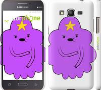 "Чехол на Samsung Galaxy Grand Prime G530H Принцесса Пупырка. Adventure Time. Lumpy Space Princess v2 ""1221c-74"""