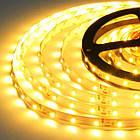 Светодиодная лента B-LED 3528-60 WW IP65 теплый белый, герметичная, 1м, фото 4