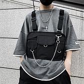 Чорна сумка наплічна