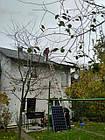 Дахова СЕС м. Красилів з можливістю добудови до 36 кВт. Вже працює по зеленому тарифу