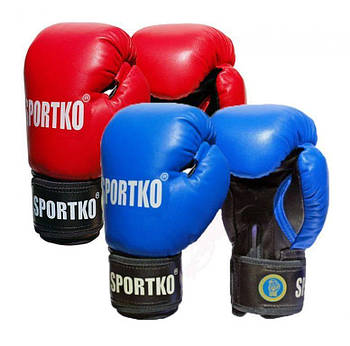 Боксерские перчатки Sportko ФБУ