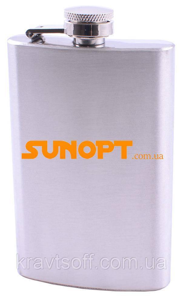 Фляга из нержавеющей стали (Чистая) №A-5