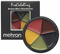MEHRON Палитра для имитации синяков и гематом ProColoRing™ Bruise , 30 г