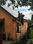 Завершено будівництво сонячної електростанції потужністю 15 кВт.
