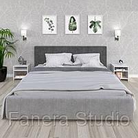 Тумбочка прикроватная открыта, тумба в спальню, фото 2