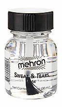 MEHRON Жидкость для имитации пота и слез Sweat & Tears, 30 мл