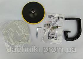 Полировальная машина Craft-tec CX-PI 202 1700W (констант.электроника) плавный пуск, фото 3