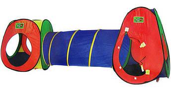 Детская палатка-тоннель 5015