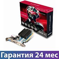 Видеокарта Radeon R5 230, Sapphire, 2 Гб DDR3, 64-bit, Silent (11233-02-20G), низкопрофильная, відеокарта