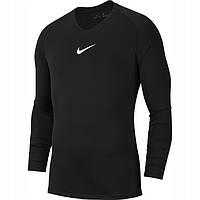 Термобелье мужское Nike Dry Park First Layer LS AV2609-010 Черный