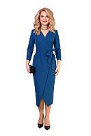 Платье в строгом деловом стиле