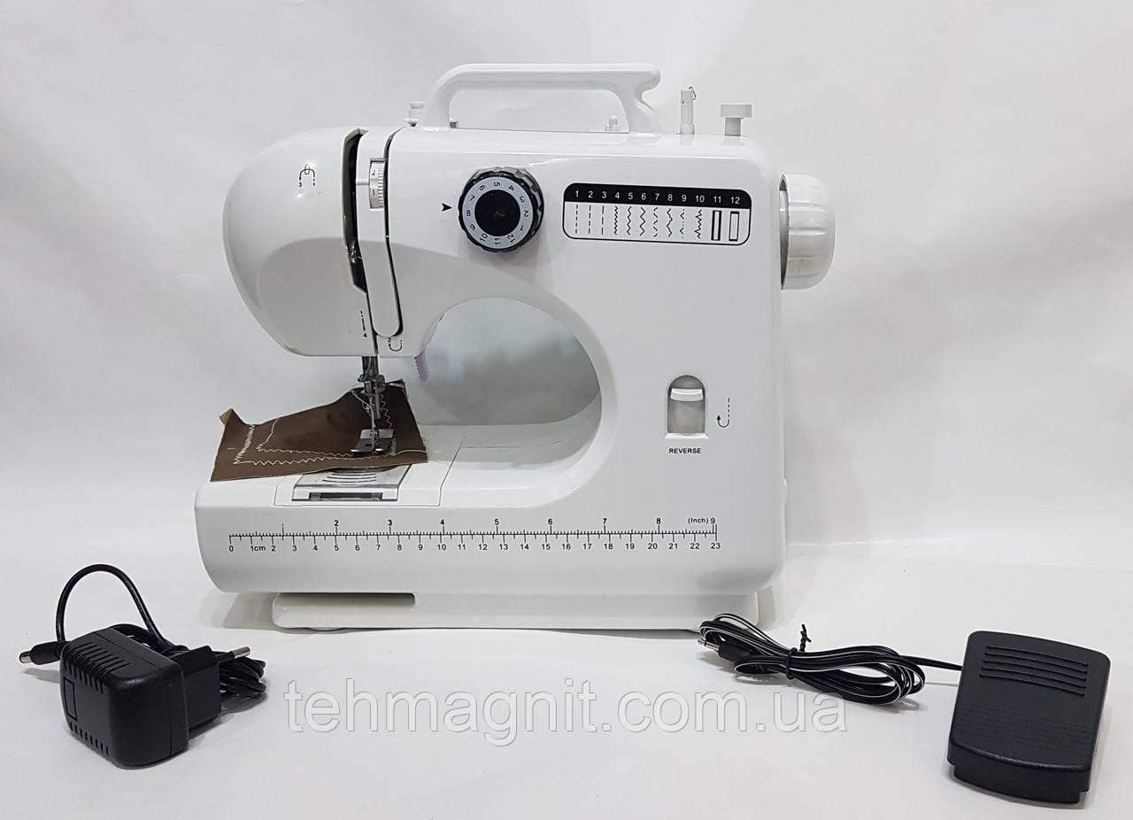 Швейная  машинка  многофункциональная 12 в 1