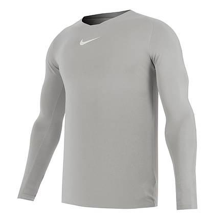 Термобелье мужское Nike Dry Park First Layer LS AV2609-057 Серый, фото 2