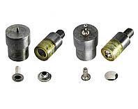 Матрица для установки хольнитенов 10*10 мм  односторонних ( пресс-форма  насадка )