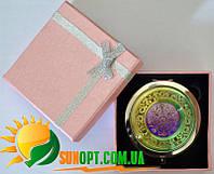 Зеркальце в подарочной упаковке №7006-5-6