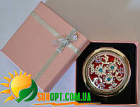 """Зеркальце в подарочной упаковке """"Испания"""" №7006-8-7"""