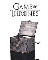 """Музыкальная шкатулка """"Game of Thrones - Игра Престолов"""" (Вайлет)"""