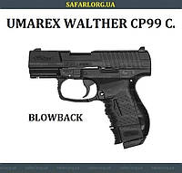 Пневматический пистолет Umarex Walther CP99 Compact, фото 1