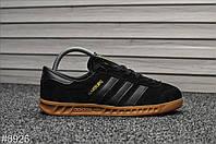 Мужские кроссовки Adidas Hamburg Black