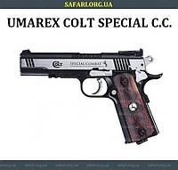 Пневматический пистолет Umarex Colt Special Combat Classic, фото 1