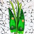 Гель успокаивающий и увлажняющий с алоэ HOLIKA Aloe 99% Soothing Gel 250 мл, фото 5