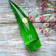 Гель успокаивающий и увлажняющий с алоэ HOLIKA Aloe 99% Soothing Gel 250 мл, фото 4