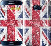 "Чехол на Samsung Galaxy S6 G920 Флаг Великобритании 1 ""386c-80"""