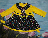 Платье на девочку, фото 1