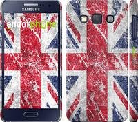 """Чехол на Samsung Galaxy A3 A300H Флаг Великобритании 1 """"386c-72"""""""